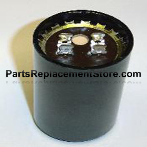 Round Electrolytic Start Capacitor