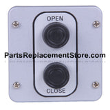 2BX EXTERIOR 2 BUTTON SURFACE MOUNT CONTROL STATION