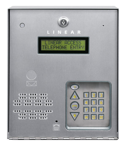 Linear AE100 Commercial Telephone Entry