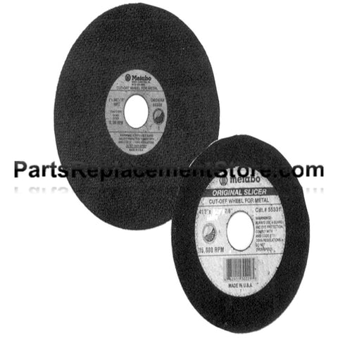 Metabo Angle 6 in. Grinder Wheels