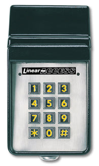 Linear AKR-1 Exterior Keypad with Radio
