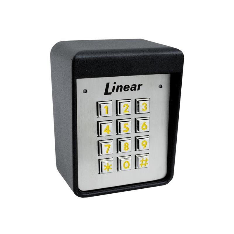AC-480 Industrial Digital Keyless Entry
