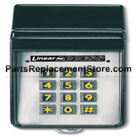 Exterior Linear MDKP Wireless Keypad