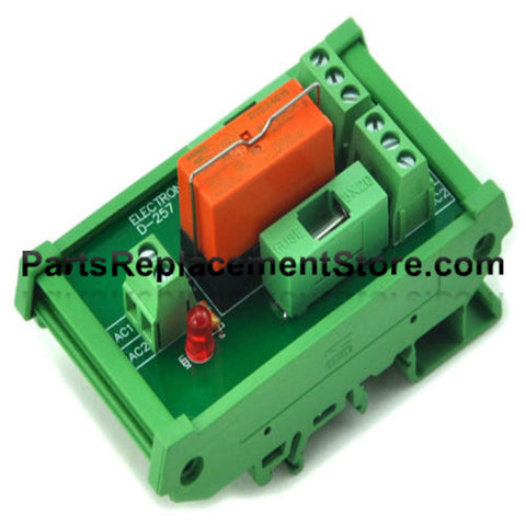 DPDT 115V Relay Switch