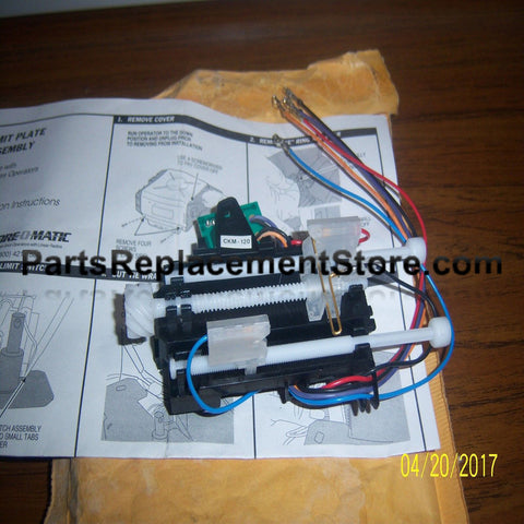 Open Limit Switch Assembly