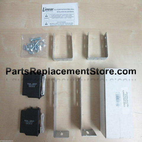 ALLSTAR ALL CLEAR GARAGE DOOR OPENER SAFETY SENSOR PACKAGE 108994