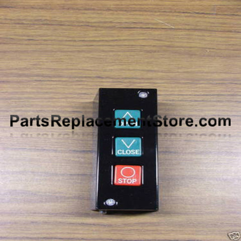Surface Mount 3-Push Button PBS-3 Station
