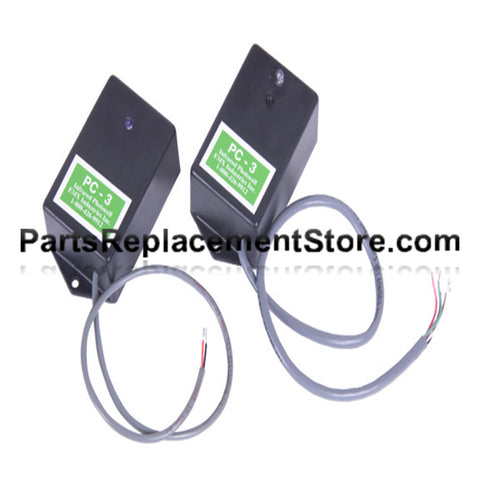 EMX PC-3 Gate and Garage Door Opener Photo Electric Control Switch