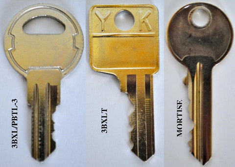 Keys (Cut and Blank)