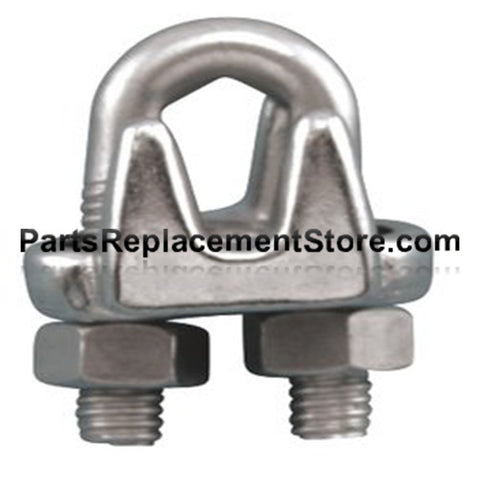 "1/16"" Wire Rope Clips"