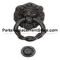 Lion Head Door Knocker Kit