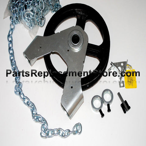 2000D Direct Drive Chain Hoist