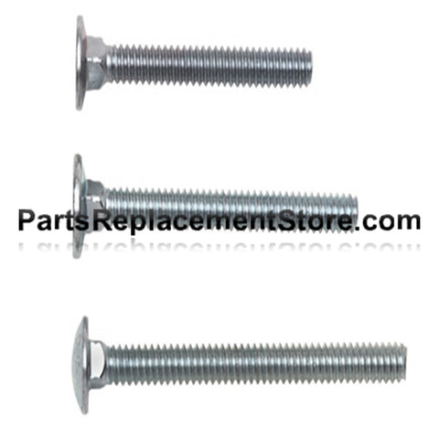 Semi-Oval Head Carriage Bolts