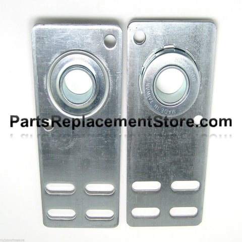 Napoleon 4 3/8ths Inch Flat End Bearing Plate Part # GDH 3-1-3