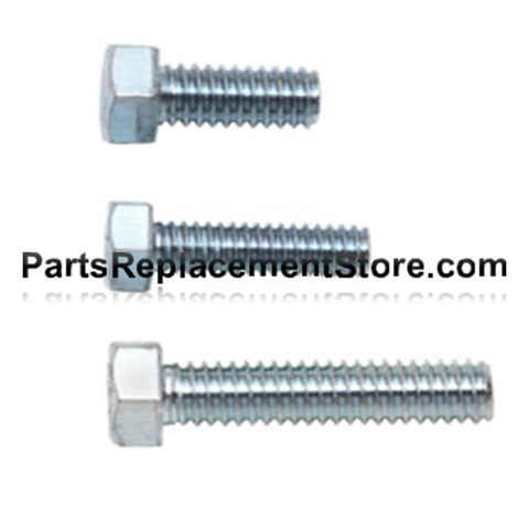"Hex Head Bolts 3/8"" x 3/4"""