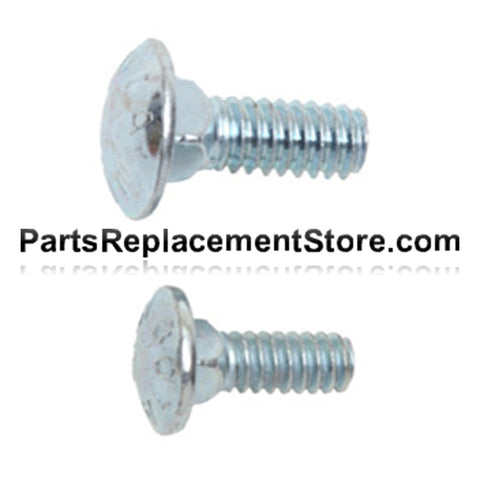 Oval Head Carriage Bolts 3/8 in