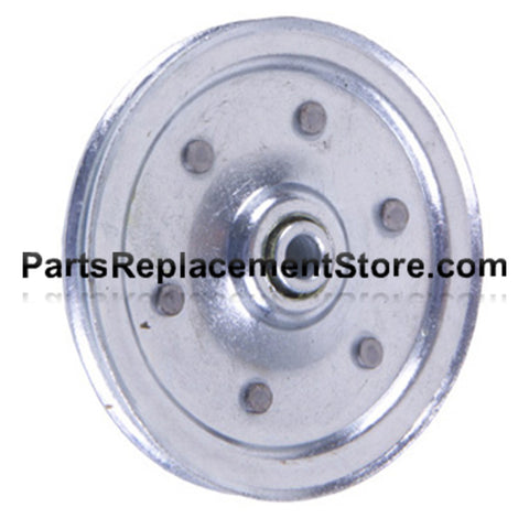 "Heavy Duty 4"" Sheave Pulley"