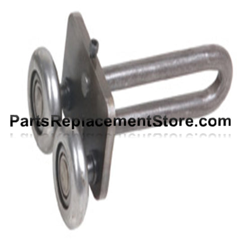 Double Strength Roller, Short Stem