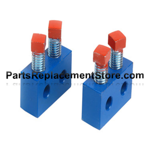 Spring Repair Blocks, Blue
