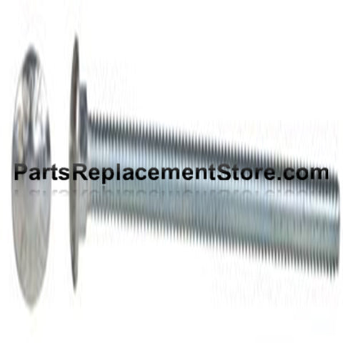 Flat Head Carriage Bolts 1 7/8 in