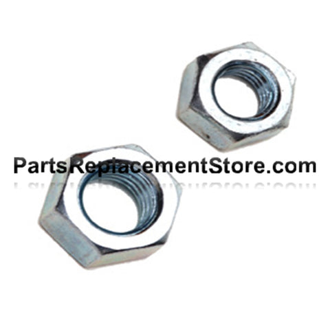 Hex Nuts 3/8 in