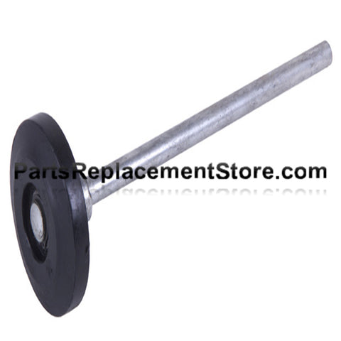Long Stem Rubber Roller