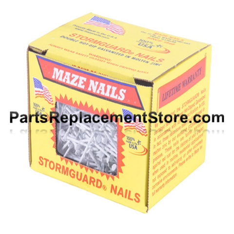 Smooth Trim Nails Almond 1 1/2 in