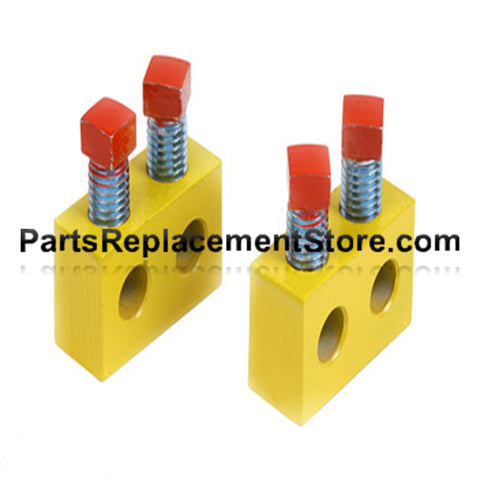 Spring Repair Blocks, Yellow