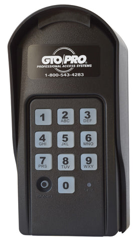 GTO Digital Keypad