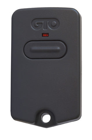 GTO Single Button Transmitter