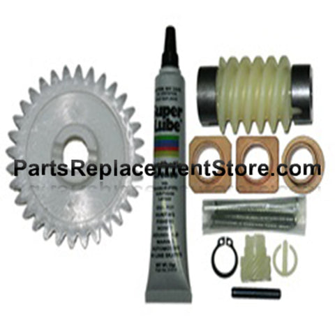 LINEAR HAE00047 HELICAL GEAR SET WITH GREASE