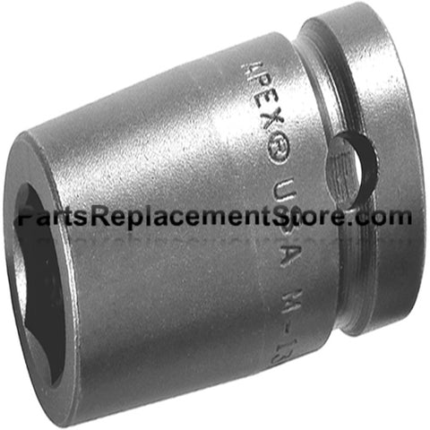 "5/16"" Magnetic Socket, 3/8"" Drive"