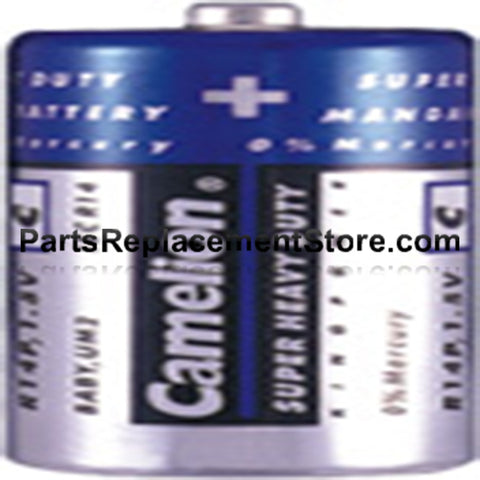 Super Heavy Duty C Batteries (4 pack)