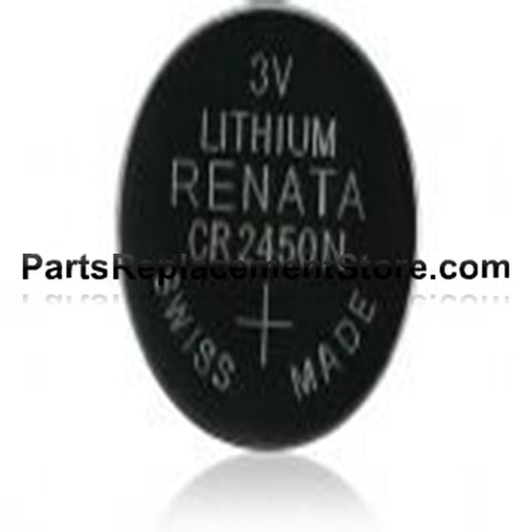 3V Lithium CR2450 Batteries