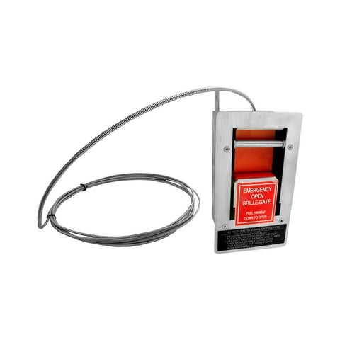 PRH-100-ADA Interior Flush Mount Emergency Egress Control