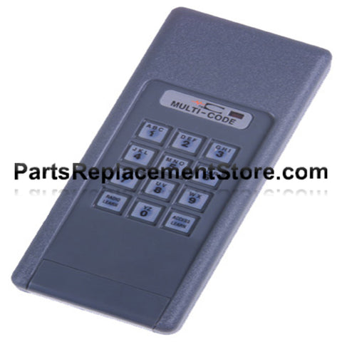 Multi-Code 4200 Series Keypad Transmitter