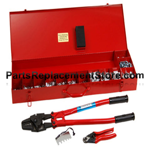 Cable Swaging Kit