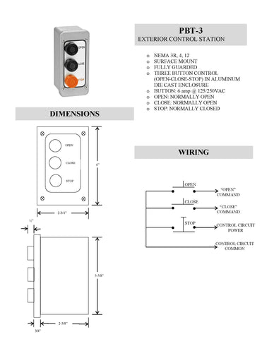 Products page 12 partsreplacementstore exterior three button pbt 3 control station publicscrutiny Choice Image