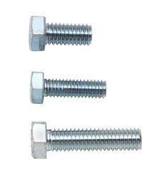 "Hex Head Bolt, 3/8"" X 1 1/2"""