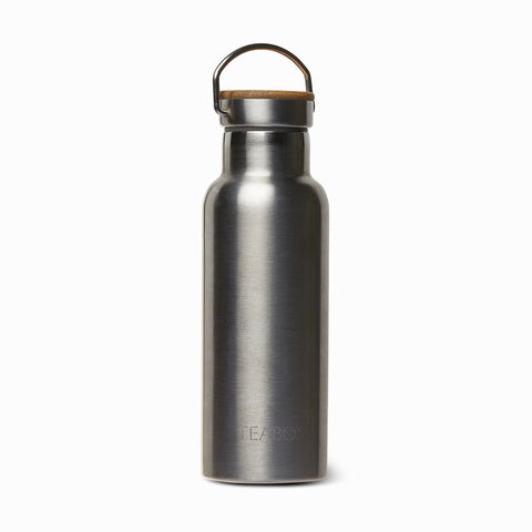 Safari Stainless Steel Flask
