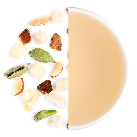 Fruits and Nuts Tisane