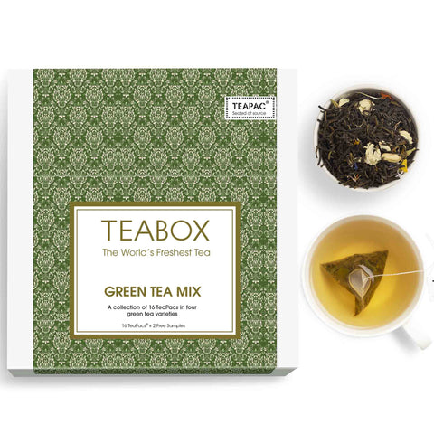 Green Tea Mix
