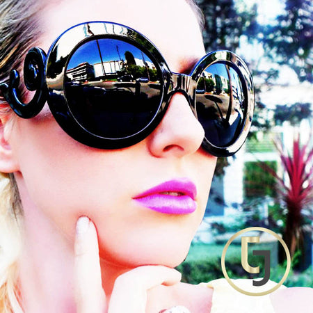 Julia Jolie Beverly Hills Sunglasses - Exclusive Edition- Royal Goddess