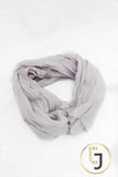 Casual EVERYTHING Scarf in Grey