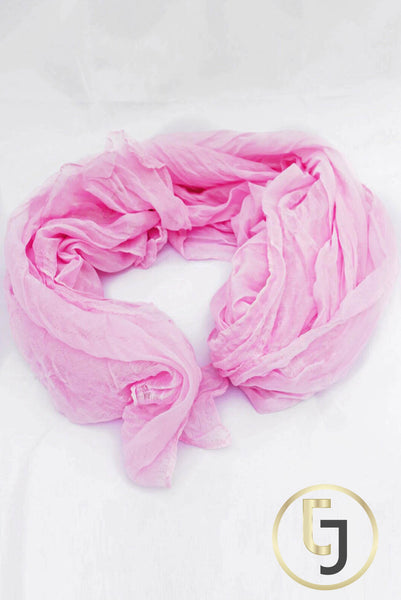 Casual EVERYTHING Scarf in Rose