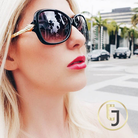 The NEW Jackie O' Sunglasses