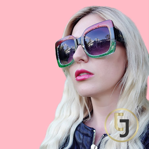 Julia Jolie Beverly Hills Sunglasses - Exclusive Edition - Unstoppable!