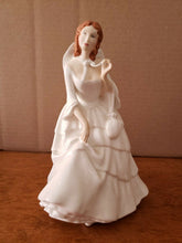 "Vintage Barbara Royal Doulton England Fine Bone China Numbered 8"" Figure"