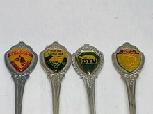 "Vintage 3 Japan 3.5"" Souvenir Spoons & 1 BY University UT Spoon"