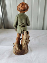 Vintage Homco Old Man Home Interiors Farmer Figurine 1417